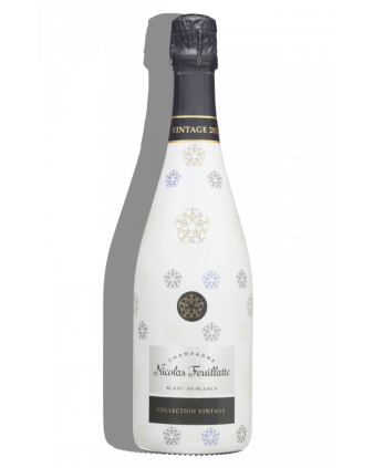 Packshot Collection Vintage 2012 Blanc de Blancs - Edition Limitée French Impertinence