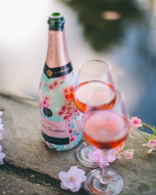 Réserve Exclusive Rosé - Limited Edition - First Bloom of Spring