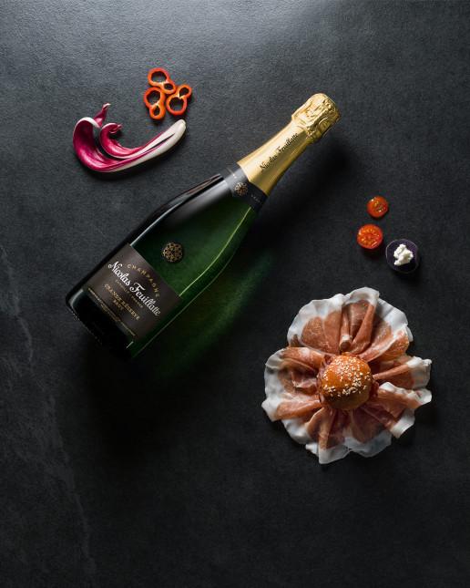 Nicolas Feuillatte Grande Réserve Brut - Accords mets-vin
