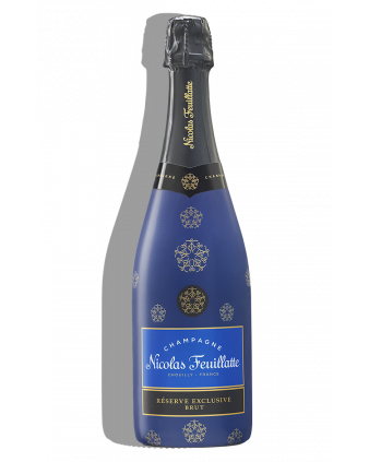 """Réserve Exclusive Brut - Limited edition - """"Thermal sleeve"""""""